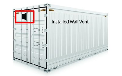 Shipping Container Moisture Control